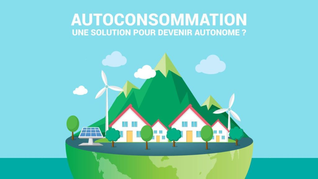 Qu'est ce que l'autoconsommation photovoltaïque ?